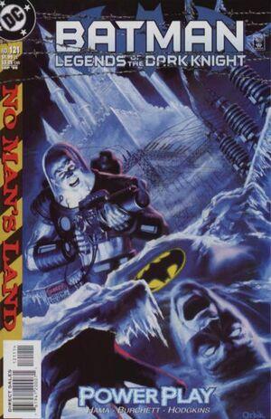 Batman Legends of the Dark Knight Vol 1 121