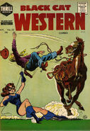 Black Cat Western Comics Vol 1 55