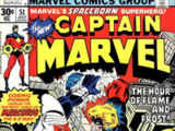 Captain Marvel Vol 1 51