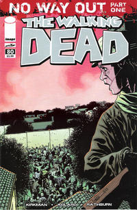 The Walking Dead Vol 1 80