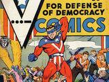 V Comics Vol 1 1