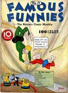 Famous Funnies Vol 1 11