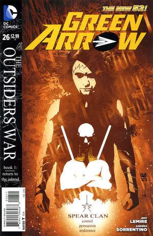 Green Arrow Vol 5 26