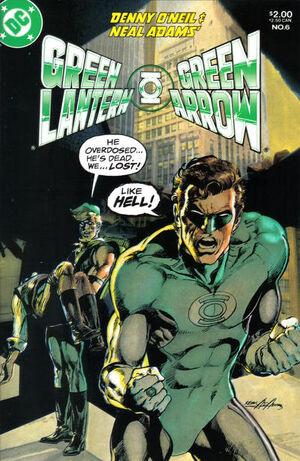 Green Lantern Green Arrow Vol 1 6
