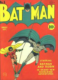 Batman Vol 1 6