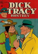 Dick Tracy Monthly Vol 1 10