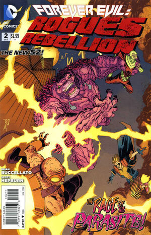 Forever Evil Rogues Rebellion Vol 1 2