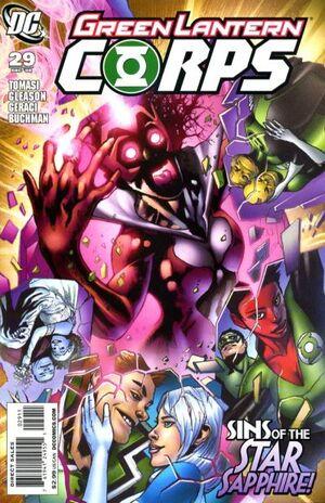 Green Lantern Corps Vol 2 29