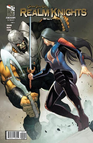 Grimm Fairy Tales Presents Realm Knights Vol 1 2