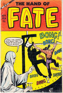 Hand of Fate (1951) Vol 1 25 (November 1954)
