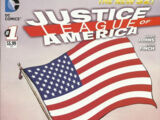 Justice League of America Vol 3