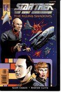 Star Trek The Next Generation The Killing Shadows Vol 1 4