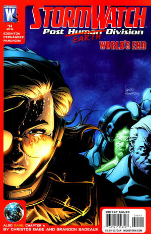 Stormwatch Post Human Division Vol 1 14