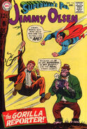 Superman's Pal, Jimmy Olsen Vol 1 116