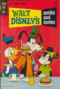 Walt Disney's Comics and Stories Vol 1 343