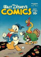 Walt Disney's Comics and Stories Vol 1 63