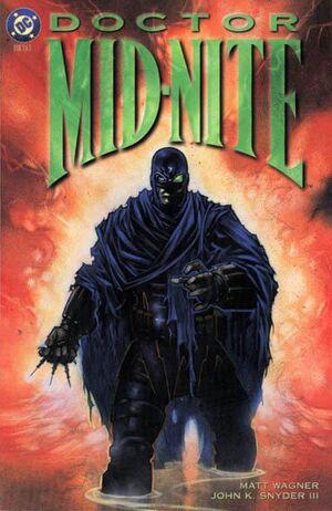 Doctor Mid-Nite Vol 1 3