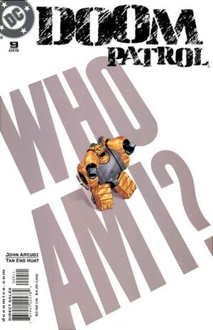 Doom Patrol Vol 3 9