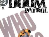 Doom Patrol Vol 3 9