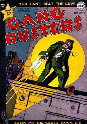 Gang Busters Vol 1 5