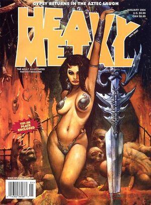 Heavy Metal Vol 27 6