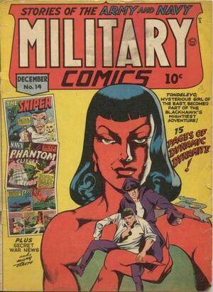 Military Comics Vol 1 14