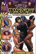 Rob Zombie's Spookshow International Vol 1 1-B