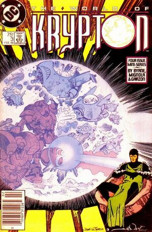 World of Krypton Vol 2 3