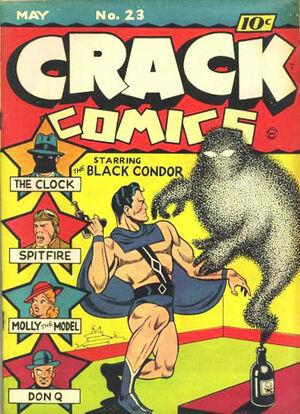 Crack Comics Vol 1 23