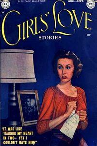 Girls' Love Stories Vol 1 1