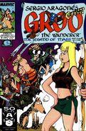 Groo the Wanderer Vol 1 83