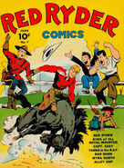 Red Ryder Comics Vol 1 7