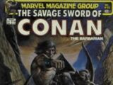 Savage Sword of Conan Vol 1 83