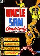 Uncle Sam Quarterly Vol 1 2