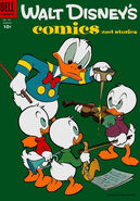 Walt Disney's Comics and Stories Vol 1 172