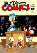 Walt Disney's Comics and Stories Vol 1 25