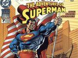 Adventures of Superman Annual Vol 1 7