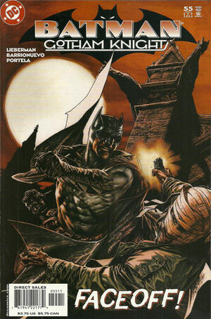 Batman Gotham Knights Vol 1 55