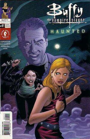 Buffy the Vampire Slayer Haunted Vol 1 1