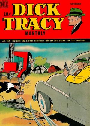 Dick Tracy Monthly Vol 1 23