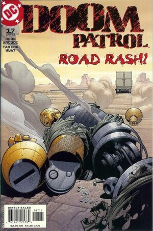 Doom Patrol Vol 3 17