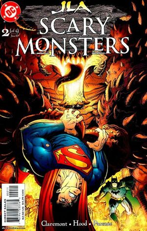 JLA Scary Monsters Vol 1 2