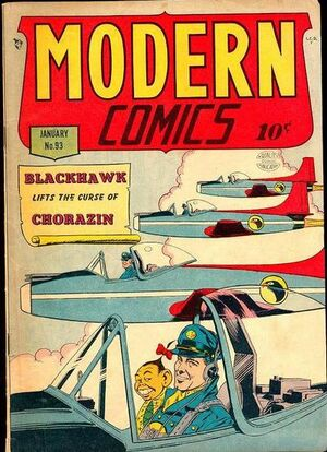 Modern Comics Vol 1 93