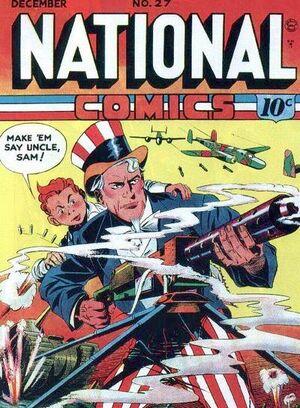 National Comics Vol 1 27