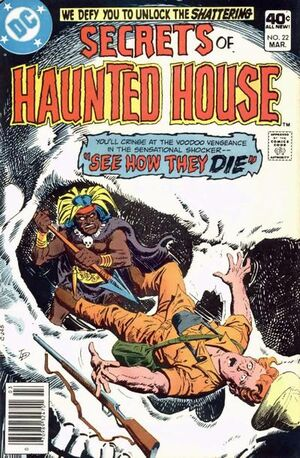 Secrets of Haunted House Vol 1 22