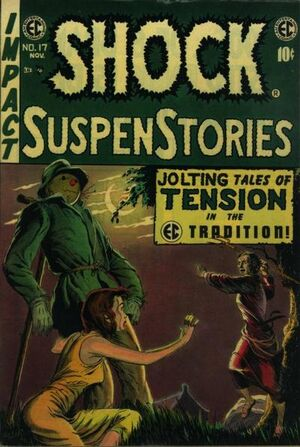 Shock SuspenStories Vol 1 17