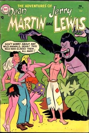 Adventures of Dean Martin and Jerry Lewis Vol 1 19