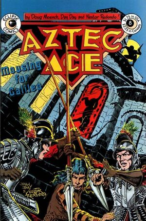 Aztec Ace Vol 1 8