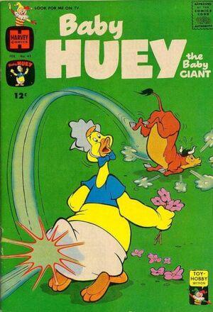 Baby Huey Vol 1 43