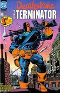 Deathstroke the Terminator Vol 1 1